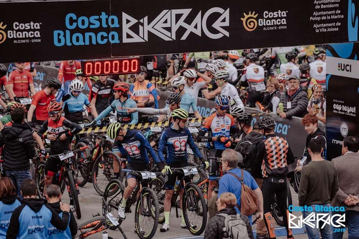 Costa Blanca Bike Race 2019: primera etapa para Sebastian Fini-Martins Blums y Githa Michiels-Bec McConnell