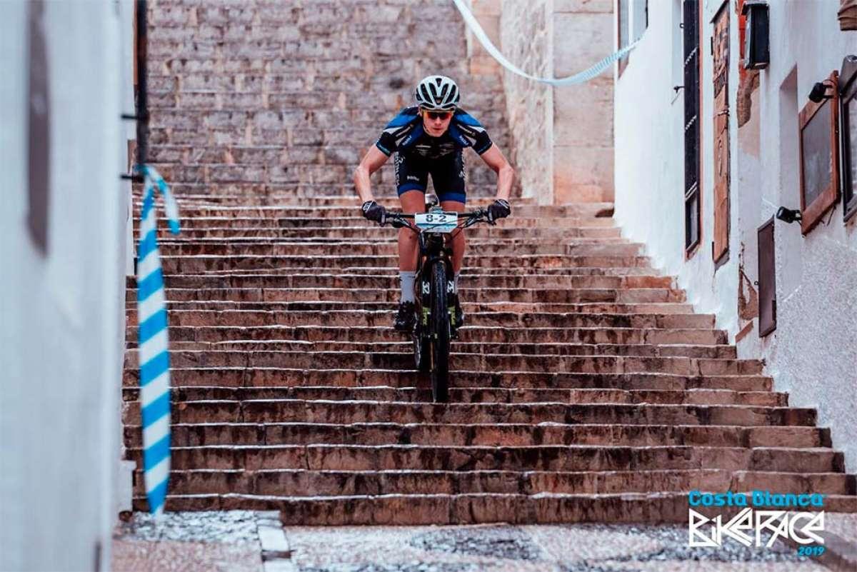 En TodoMountainBike: Costa Blanca Bike Race 2019: Fini y Blums repiten victoria en la segunda etapa y cambio de líderes en féminas