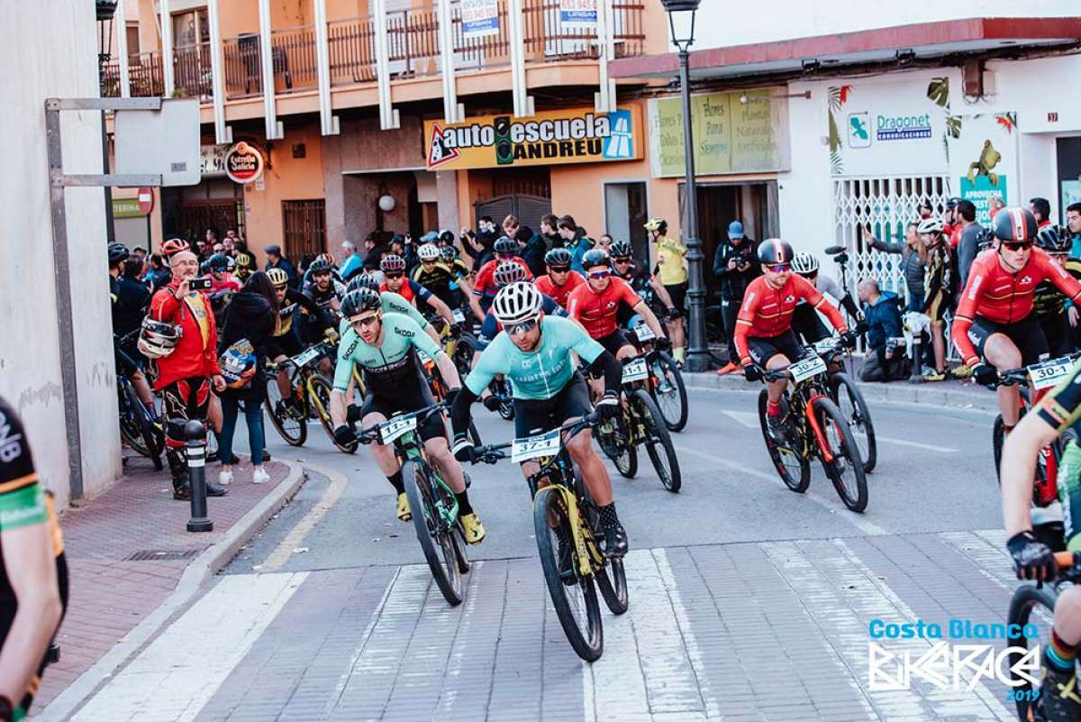 En TodoMountainBike: Costa Blanca Bike Race 2019: Fini y Blums imbatibles y McConnell y Michiels otra vez líderes tras la tercera etapa