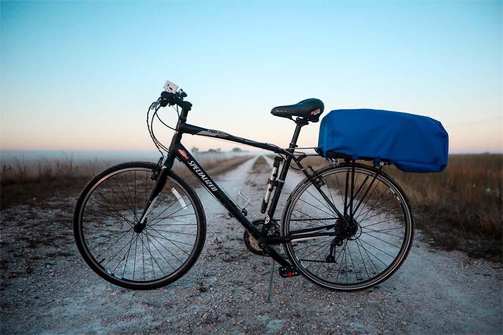 En TodoMountainBike: CycleWing, una vela para bicis que busca (pero no encuentra) financiación para salir al mercado