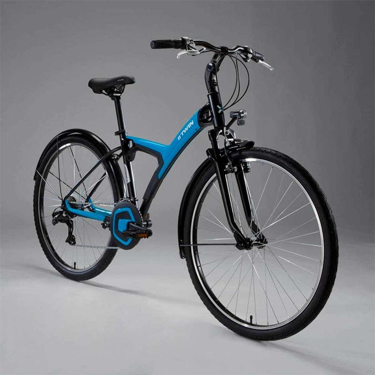 Decathlon llama a revisión las bicicletas B'Twin B'Original por un problema en el guardabarros