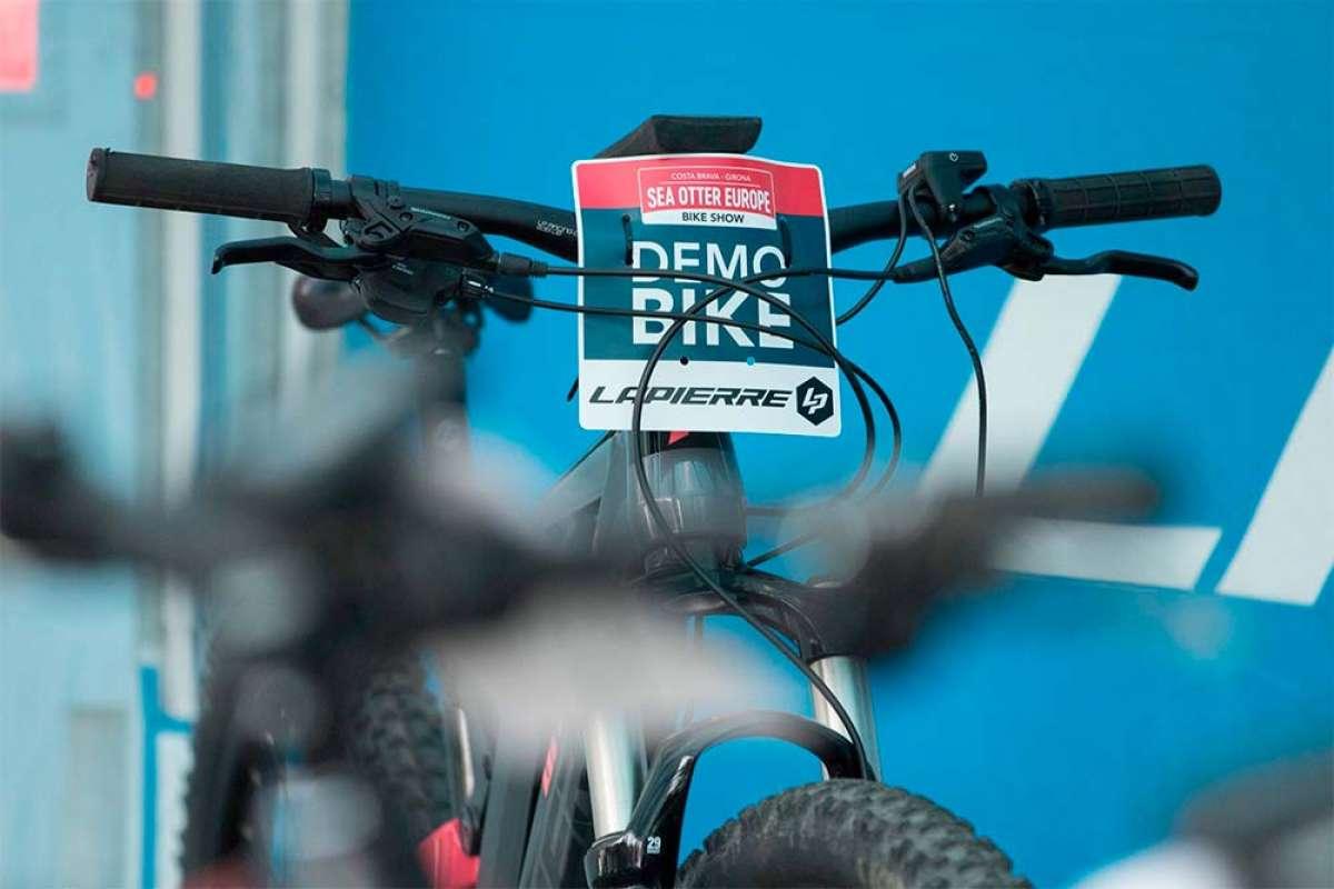 Más de 450 bicicletas y 35 marcas distintas en el Demobike del Sea Otter Europe 2019