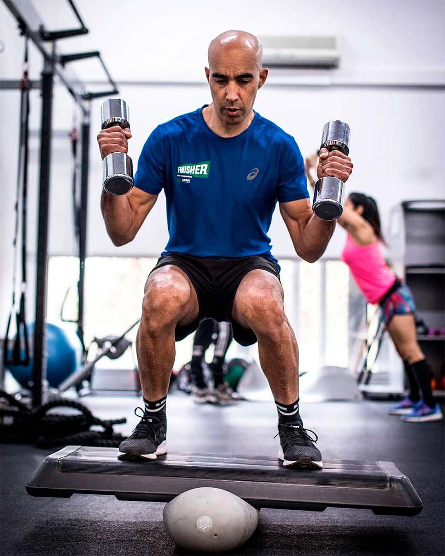 Preparación física con Tomi Misser: el entrenamiento de fuerza en el gimnasio