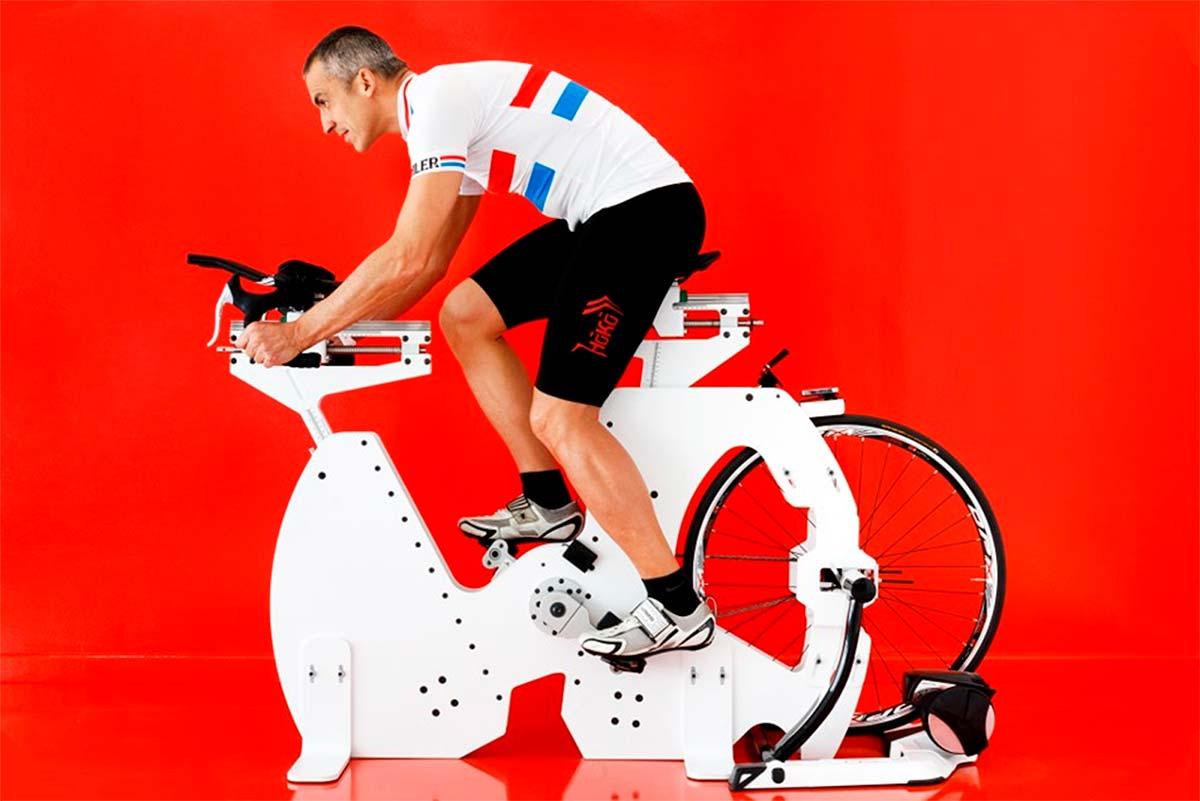 BikeSporTech de Umana, pruebas biomecánicas que permiten ganar 2 minutos por cada hora de pedaleo
