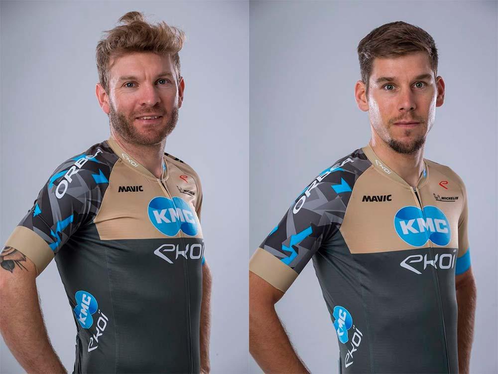 En TodoMountainBike: Florian Vogel y Thomas Litscher se incorporan al Team KMC-Ekoï-Orbea
