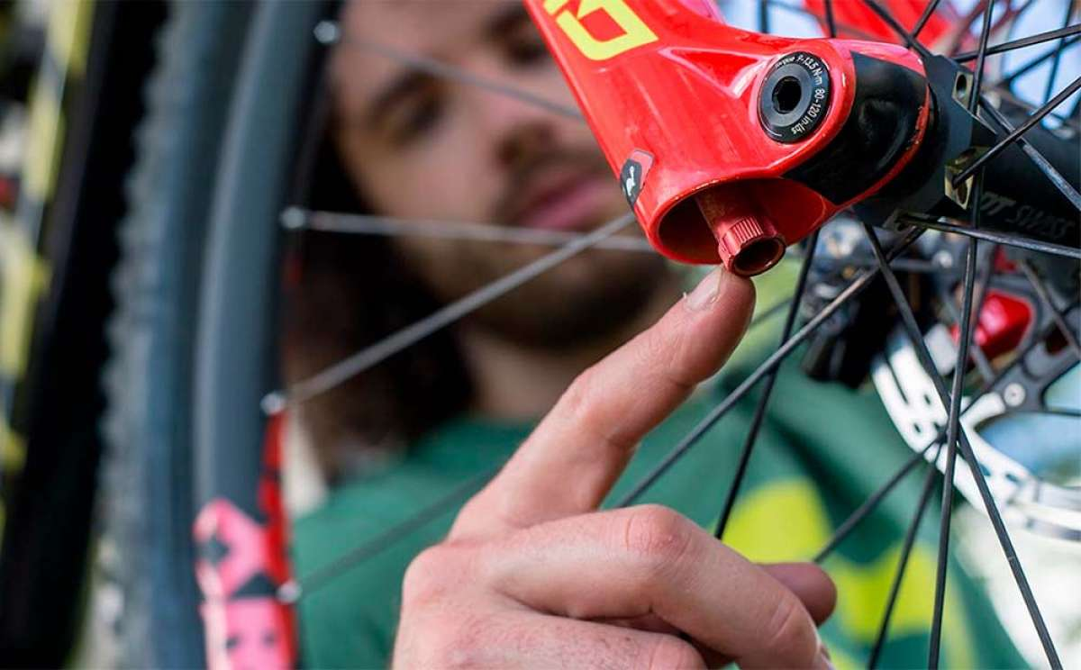Los ajustes de la suspensión de una bicicleta de montaña: glosario de términos