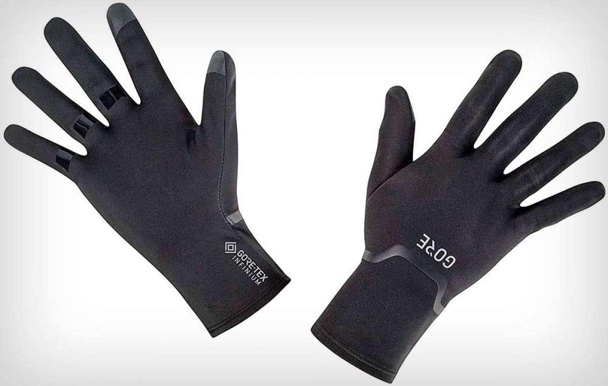 Gore-Tex Infinium Stretch, los guantes que se ajustan como una segunda piel