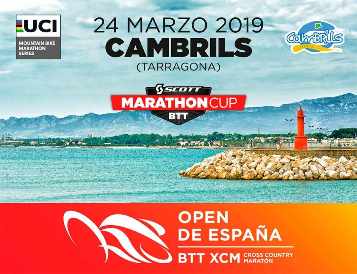 La Scott Marathon Cup 2019 de Cambrils abre inscripciones