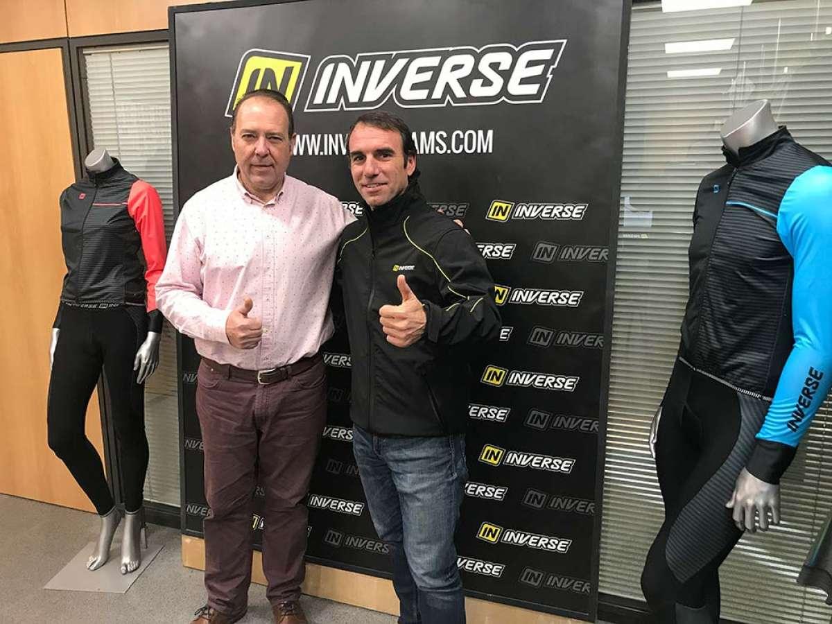 Inverse se estrena como patrocinador de la VolCAT y la Copa Catalana Internacional BTT Biking Point 2019