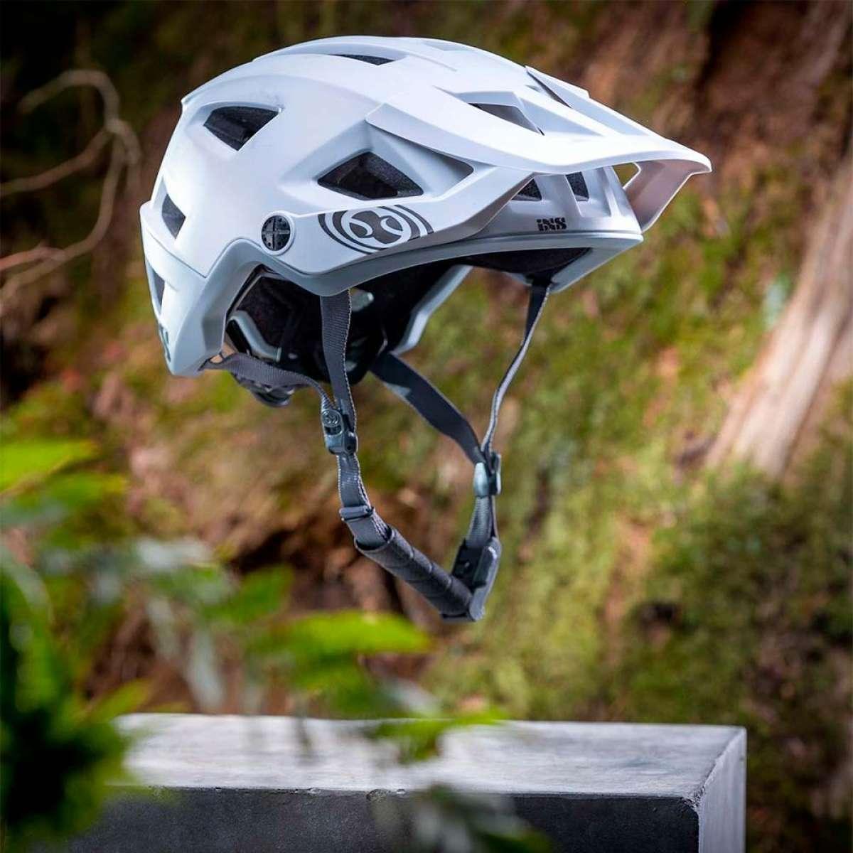 iXS Trigger AM, un casco de última generación para los 'bikers' más agresivos