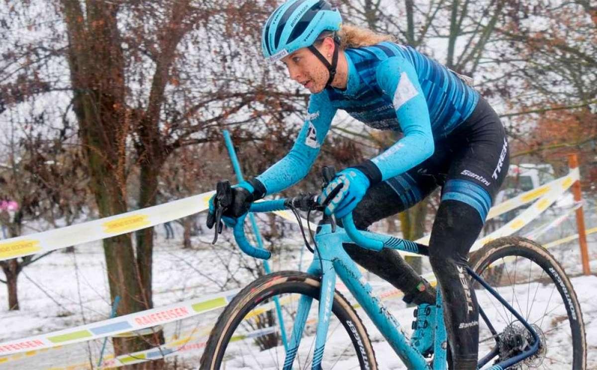 Jolanda Neff arranca el 2019 proclamándose campeona suiza de ciclocross