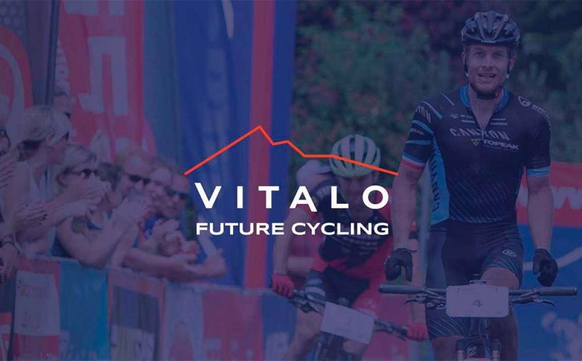 Kristian Hynek sigue los pasos de Coloma y crea su propio equipo, el Vitalo Future Cycling