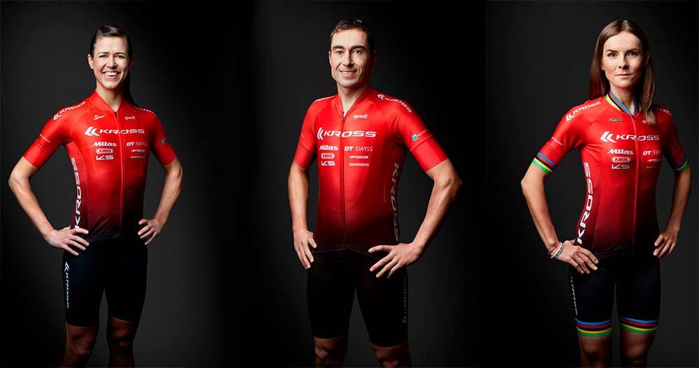 En TodoMountainBike: El Kross Racing Team se completa con el fichaje de Ariane Lüthi