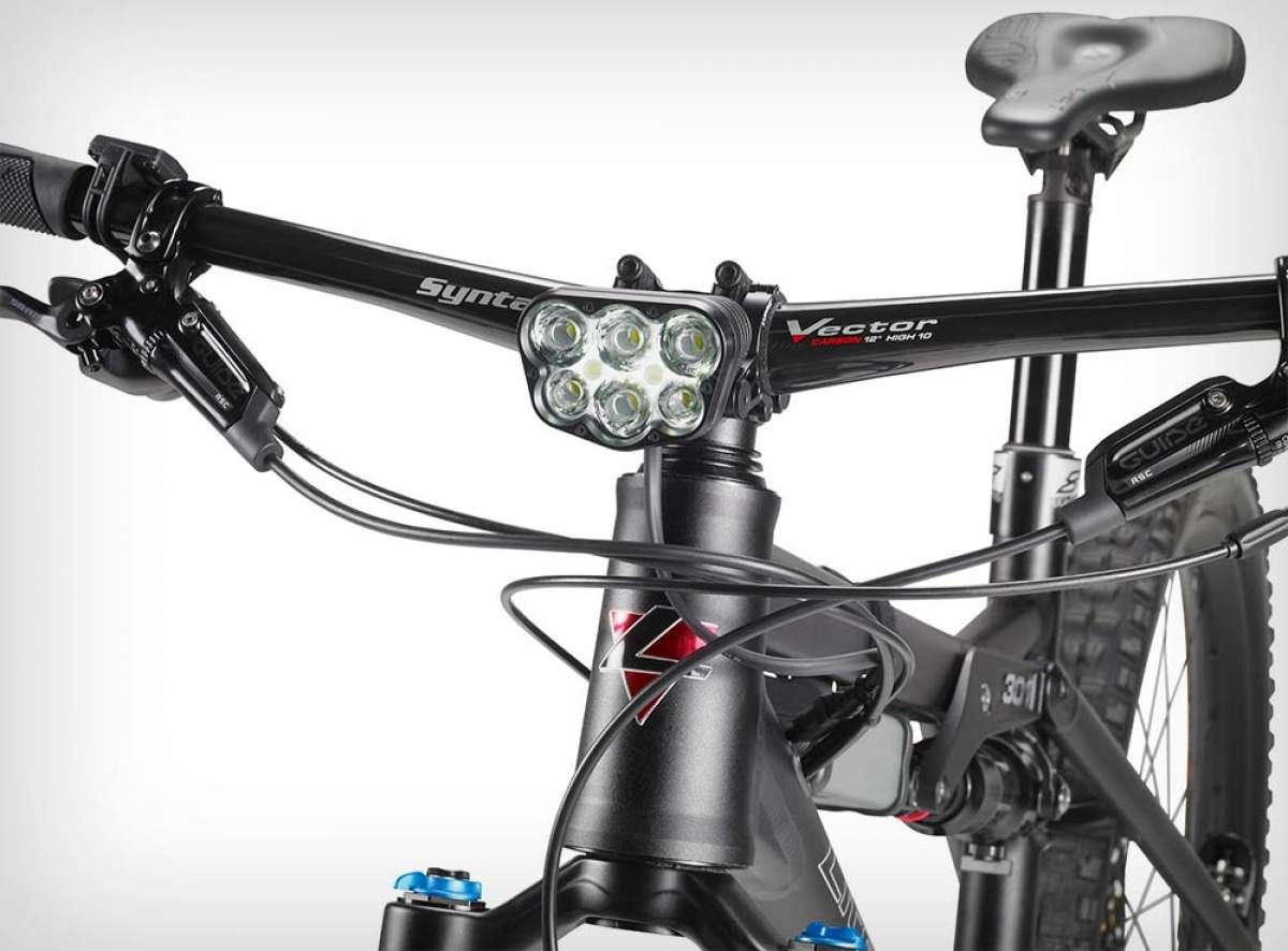 Lupine Alpha, el foco frontal para bicicletas más potente del mundo