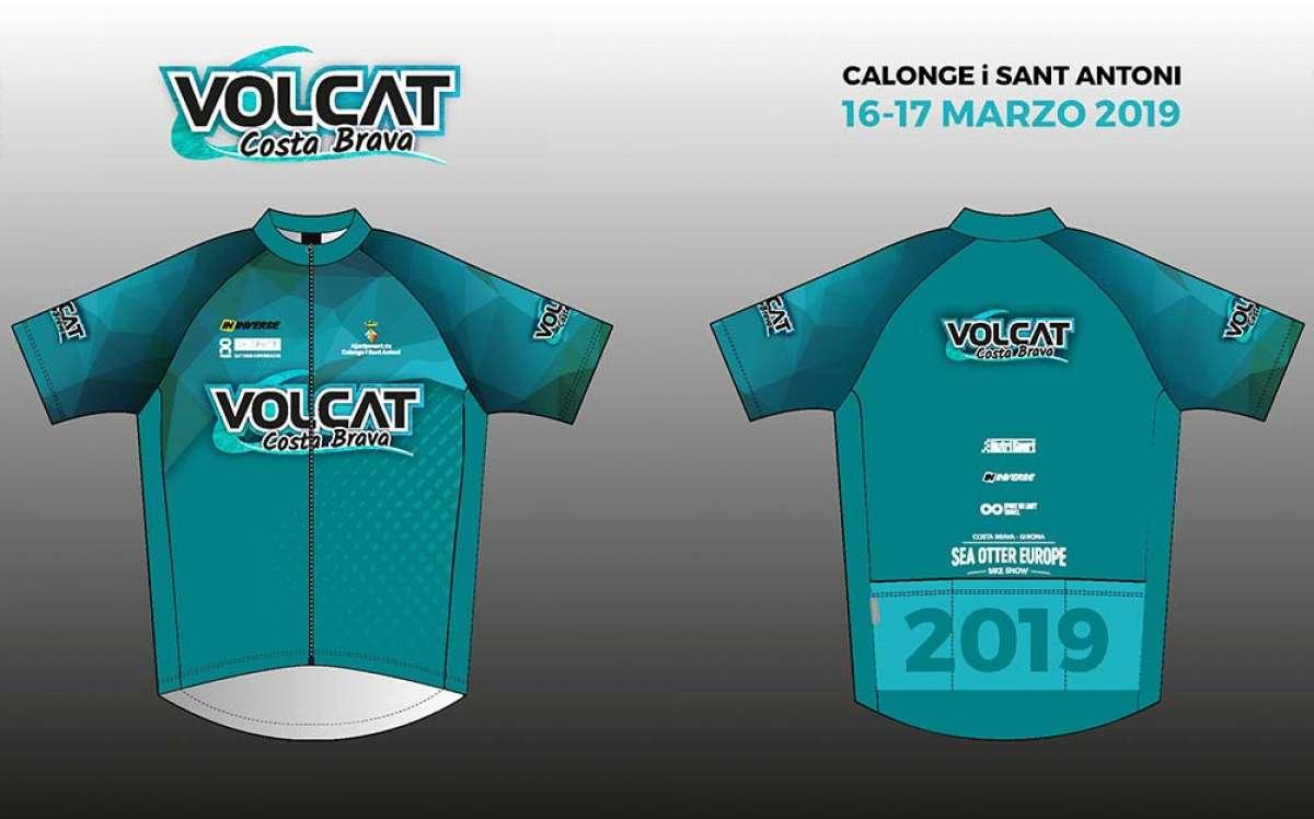 La VolCAT Costa Brava ya tiene maillot exclusivo para los participantes