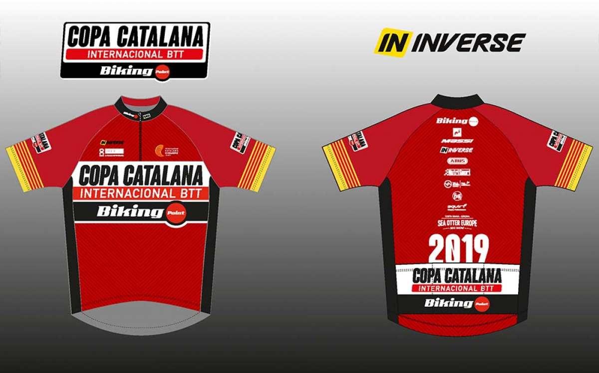 Presentados los maillots de líder de la Copa Catalana Internacional BTT Biking Point y la Super Cup Massi 2019