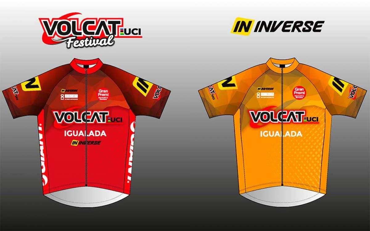 Presentados los maillots oficiales de la VolCAT 2019