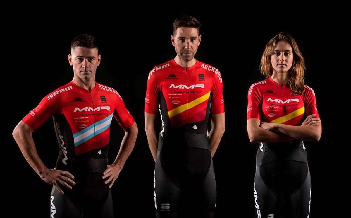 El MMR Factory Racing Team 2019 se presenta en sociedad