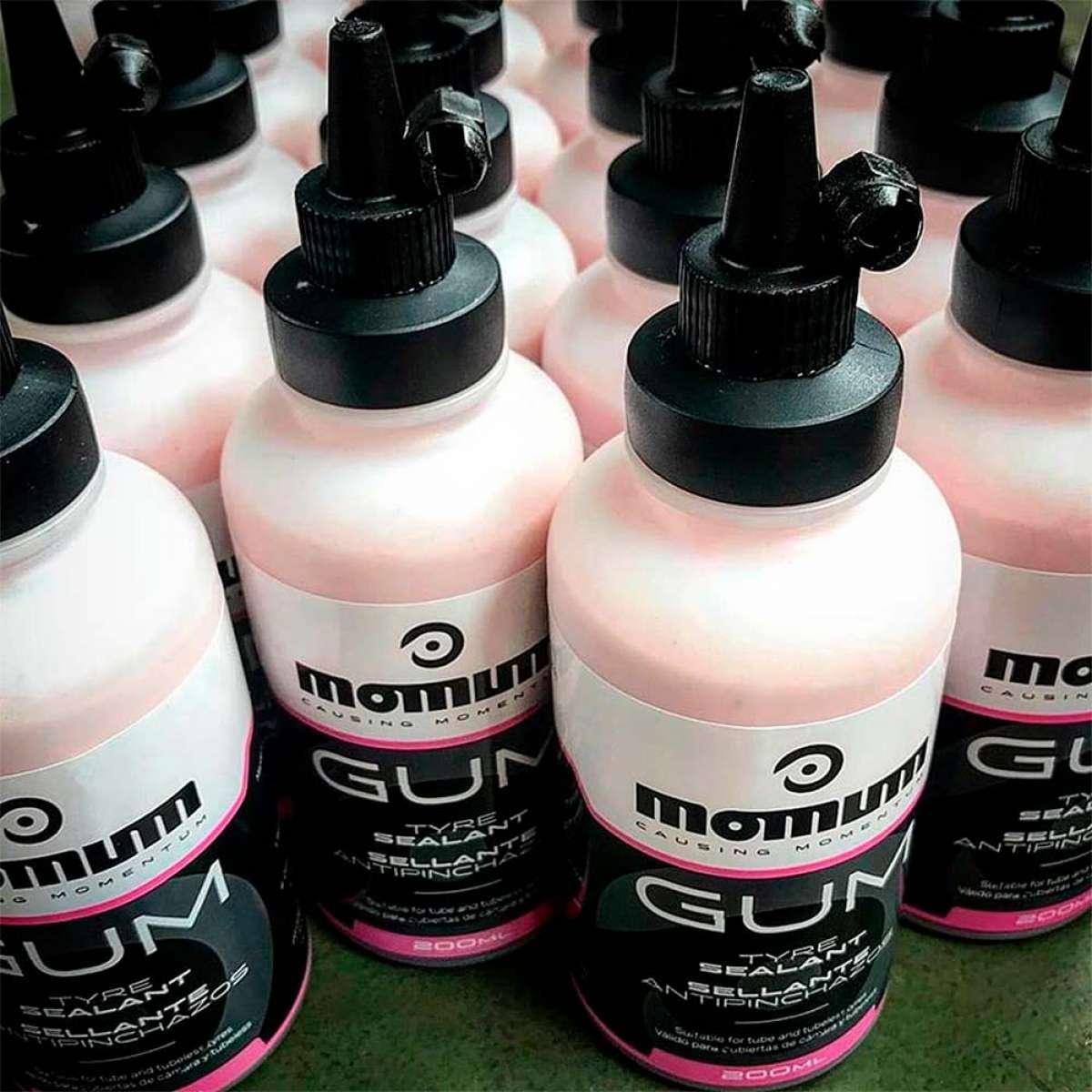 Momum GUM, un líquido sellante que promete una alta capacidad de sellado y larga durabilidad