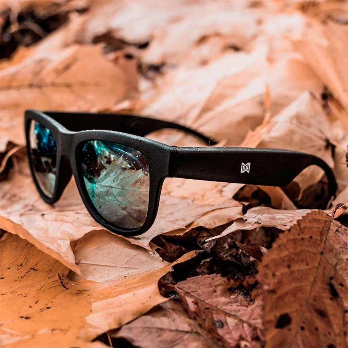 Mystic Volt, unas gafas con auriculares por conducción ósea para pedalear sin miedo a las multas