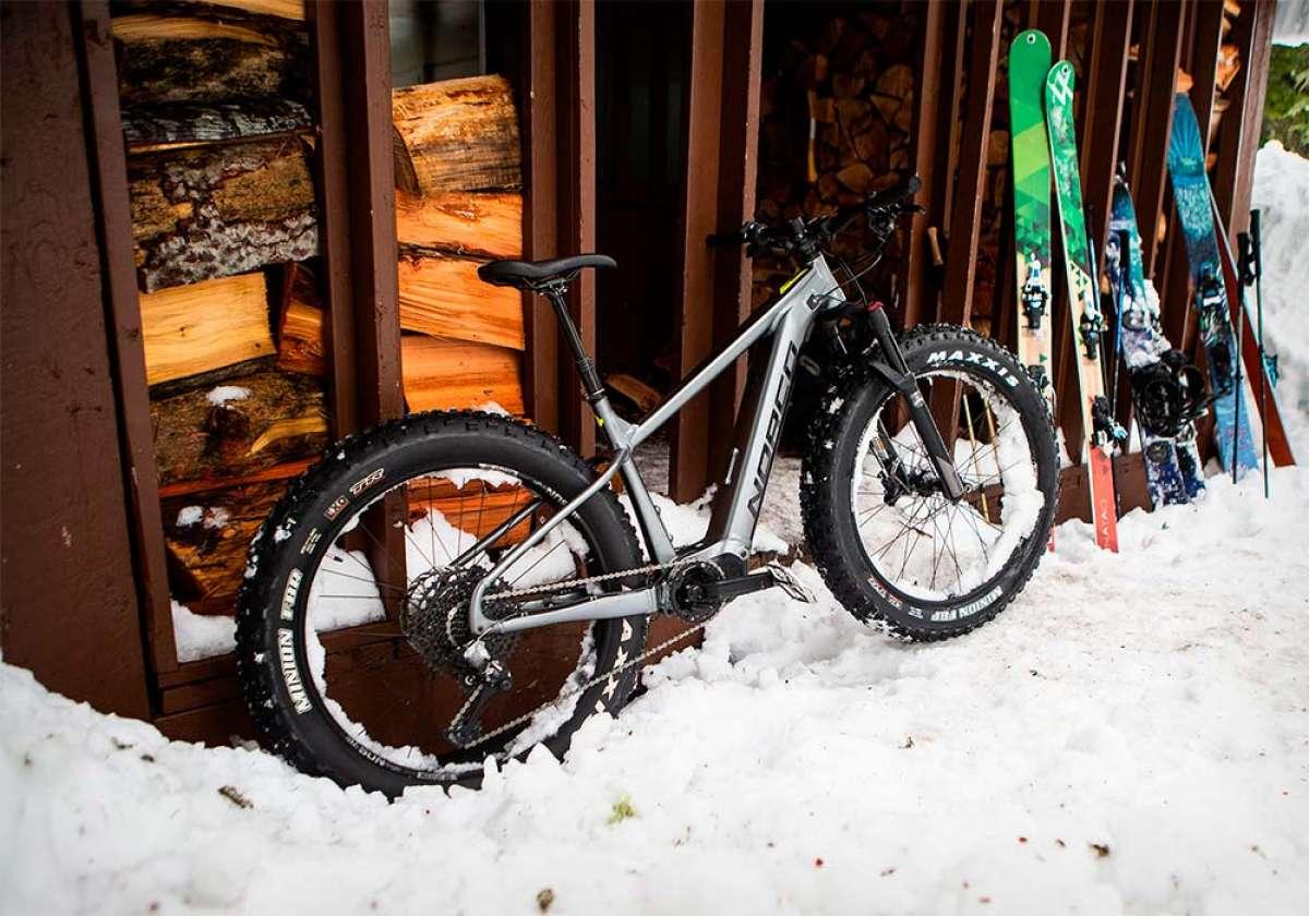Norco Bigfoot VLT, una 'Fat Bike' eléctrica para rodar sobre cualquier tipo de terreno