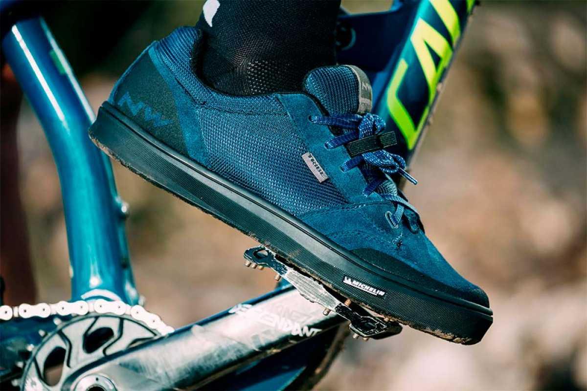 Northwave Tribe, unas estilosas zapatillas con agarre mejorado para pedales de plataforma