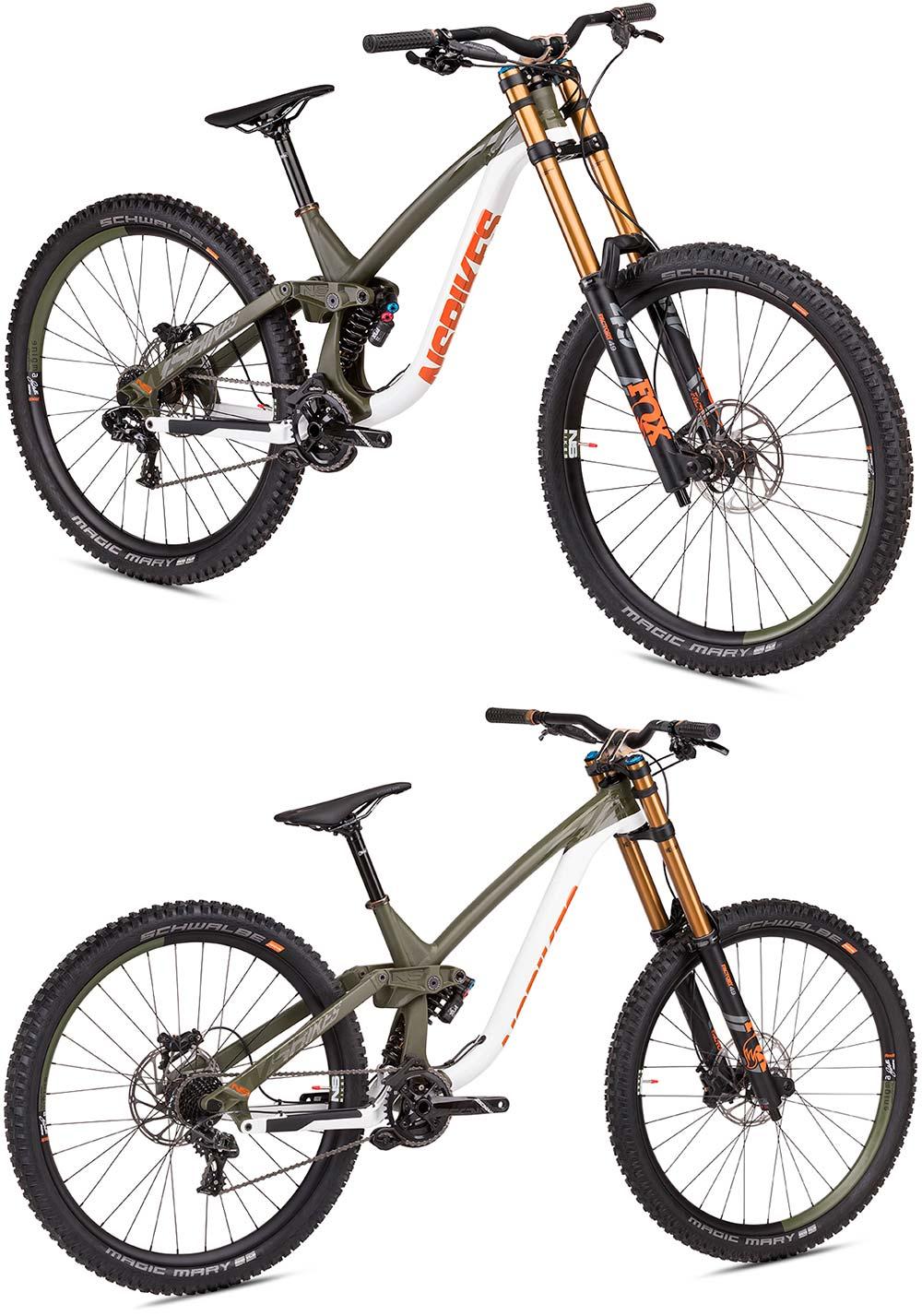En TodoMountainBike: NS Bikes presenta la Fuzz 29, su máquina de DH con ruedas de 29 pulgadas