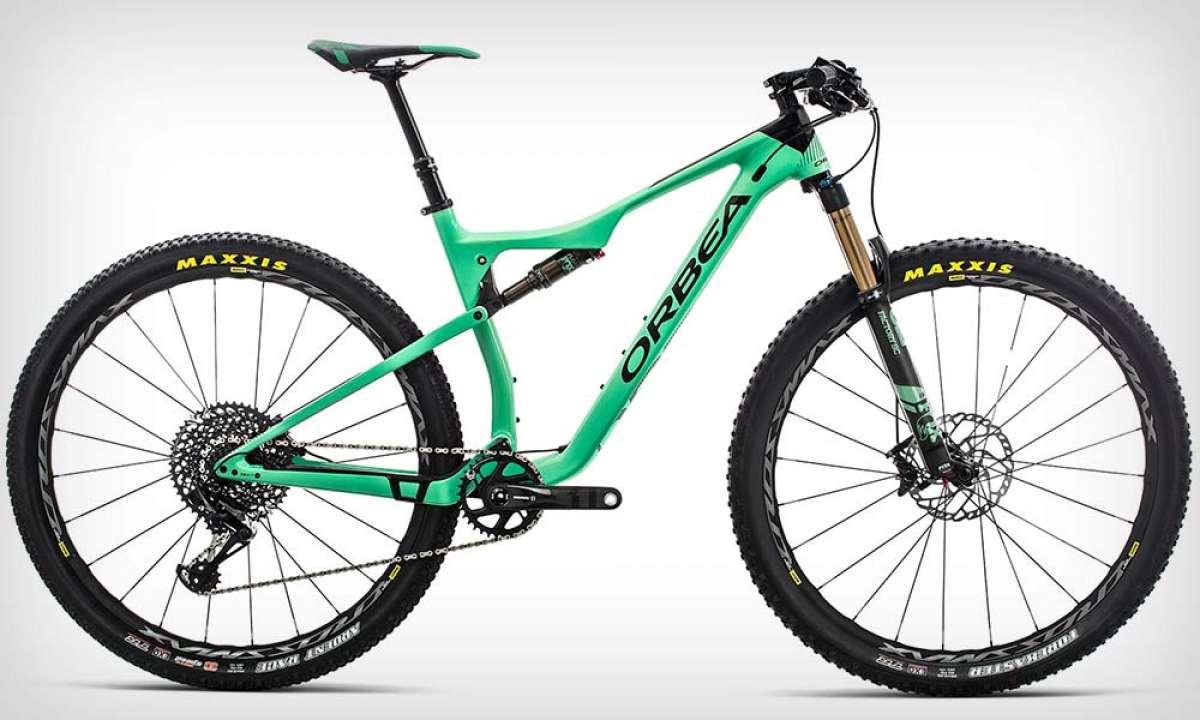 Orbea Oiz M10 TR, la bici perfecta para pruebas por etapas