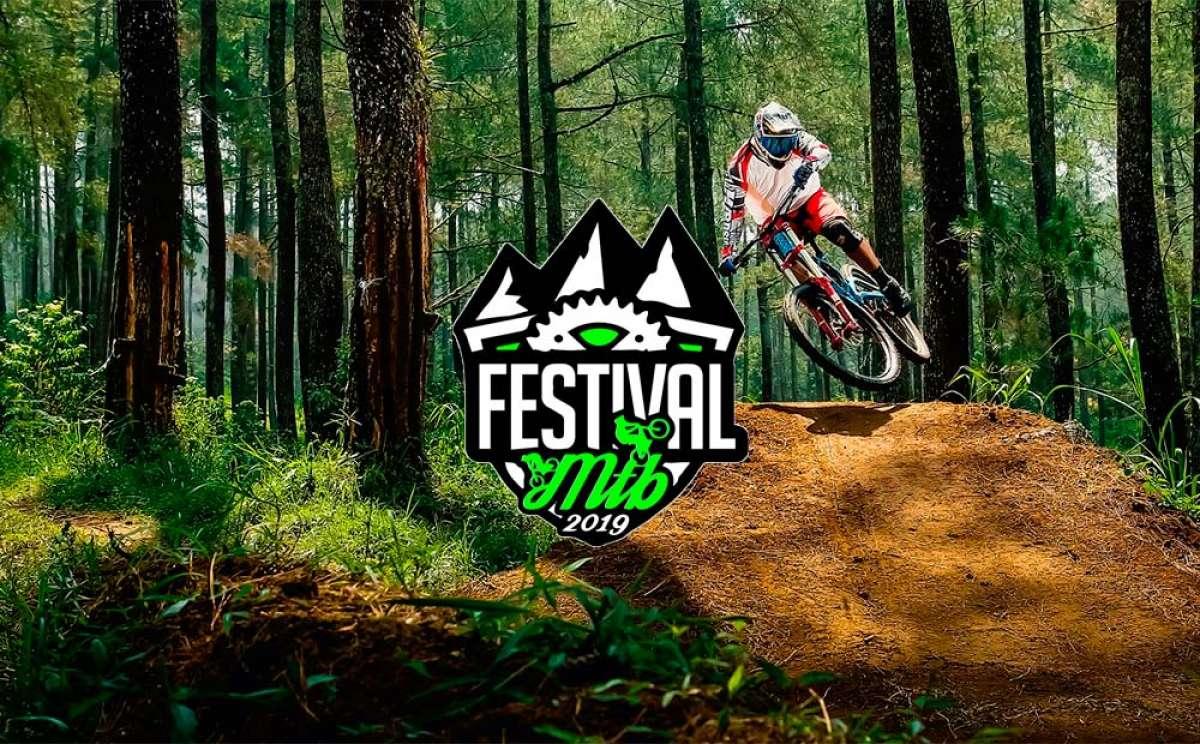Nace el Festival MTB, un evento para probar bicicletas en el Pamwi Bike Park de Segovia