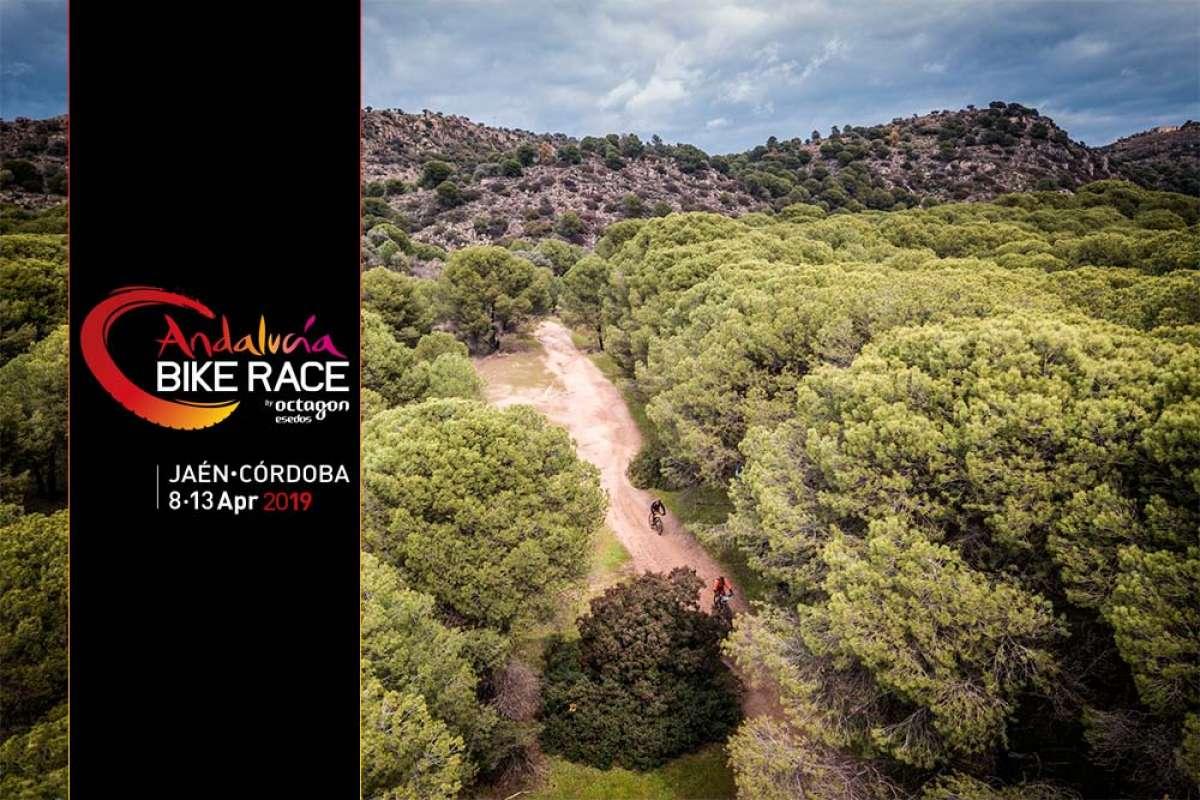 El recorrido de la Andalucía Bike Race 2019, presentado en FITUR