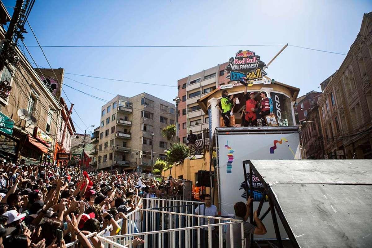 El Red Bull Valparaíso Cerro Abajo 2019, en directo en TodoMountainBike