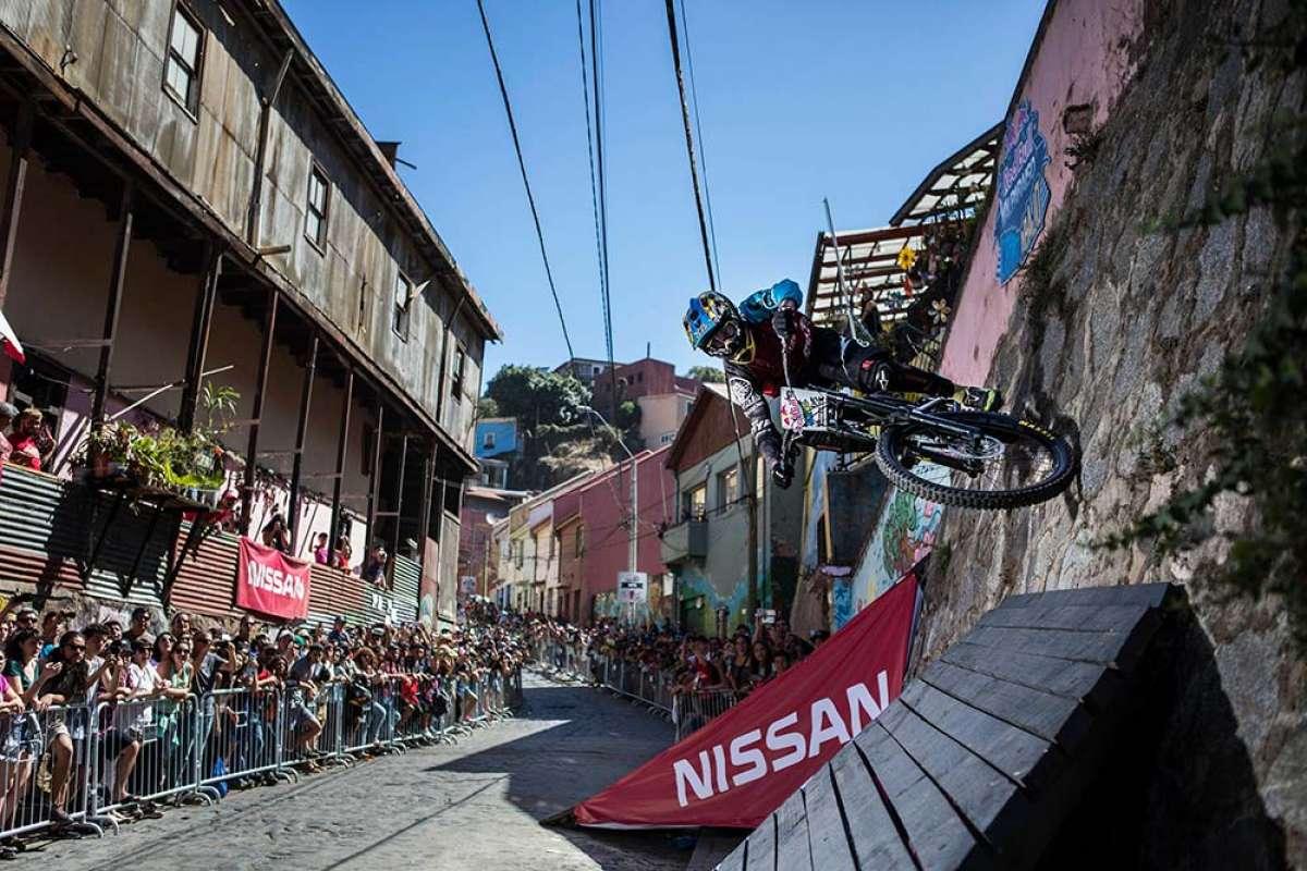 Todo a punto para el Red Bull Valparaíso Cerro Abajo 2019