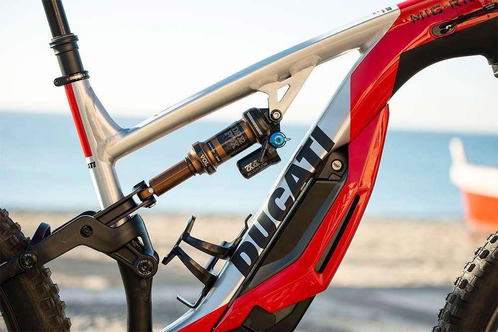 En TodoMountainBike: La exclusiva Ducati MIG-RR sale a la venta