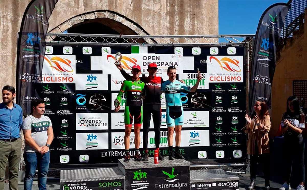 Open de España de XCM 2019: victoria para Quillo Márquez y Lara Lois en el Maratón Templario