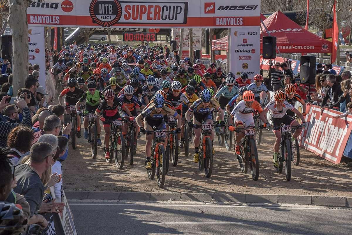 Super Cup Massi 2019: Annie Last se lleva la victoria en Banyoles