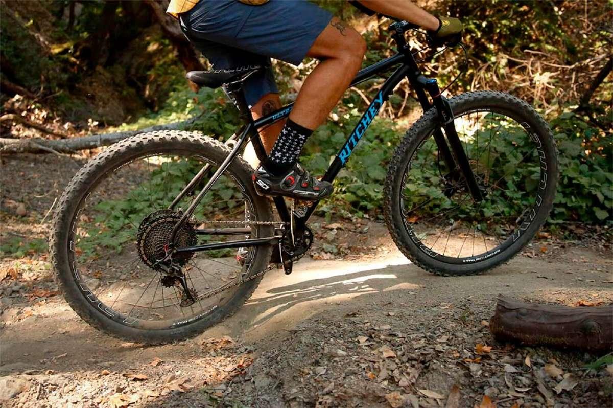Ritchey Ultra 2019, una bici mítica en la historia del Mountain Bike actualizada a los últimos estándares