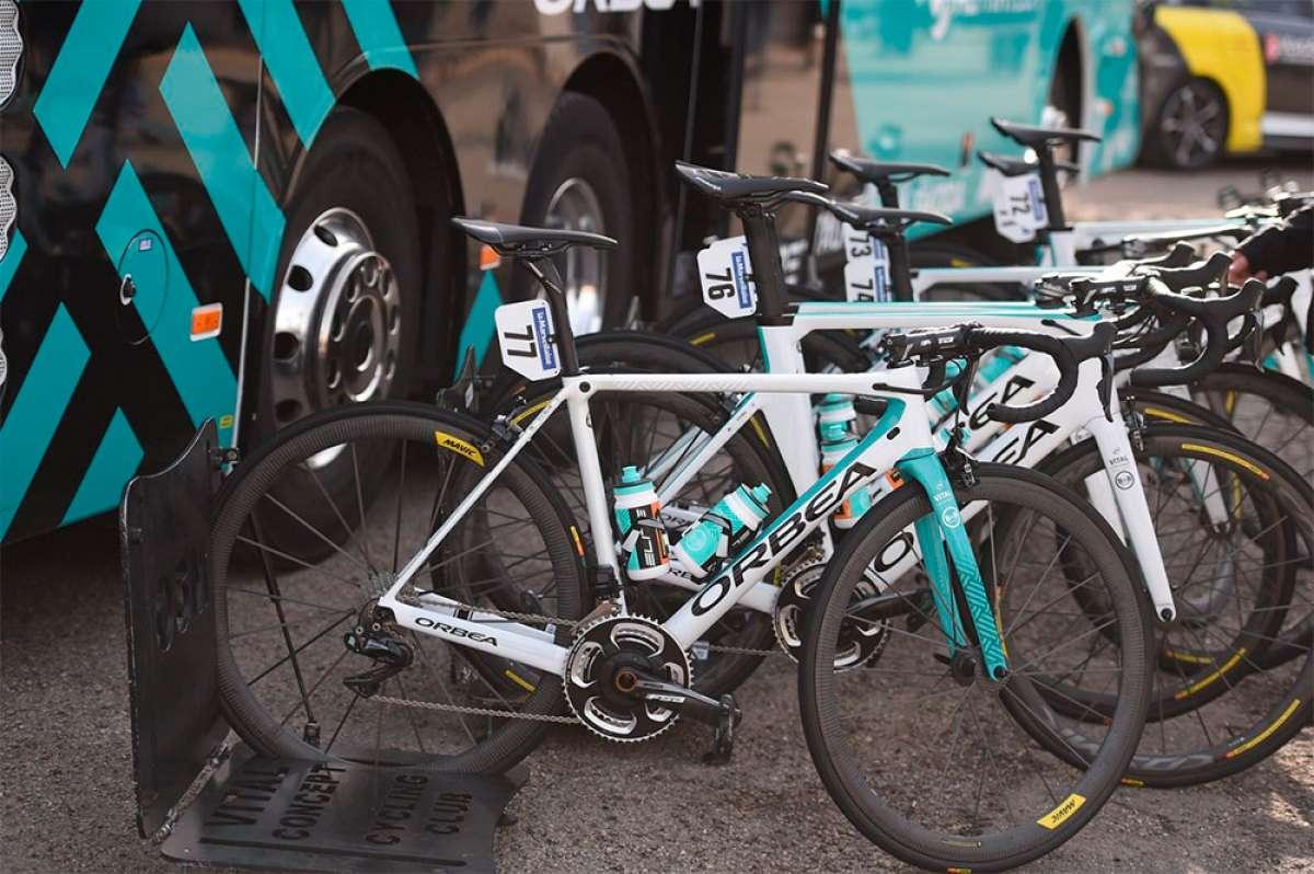 Siguen los problemas en la Vuelta a Andalucía 2019: le roban las bicicletas al equipo Vital Concept