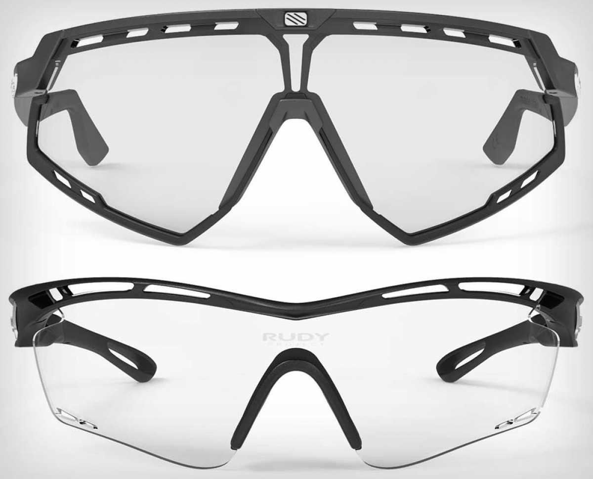 Rudy Project presenta dos modelos de gafas para ciclistas con montura de grafeno