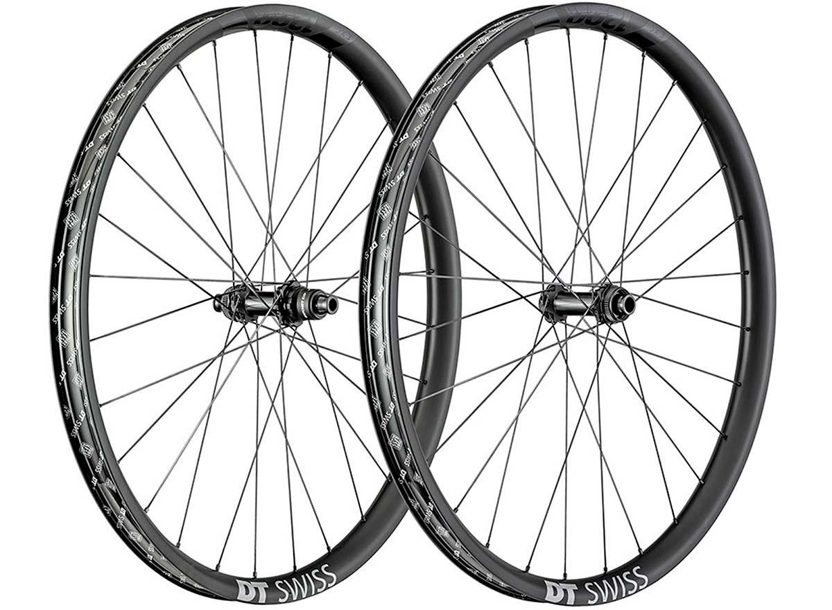 DT Swiss 1200 Spline, unas ruedas de carbono con versiones para bicis de XC, Trail y Enduro