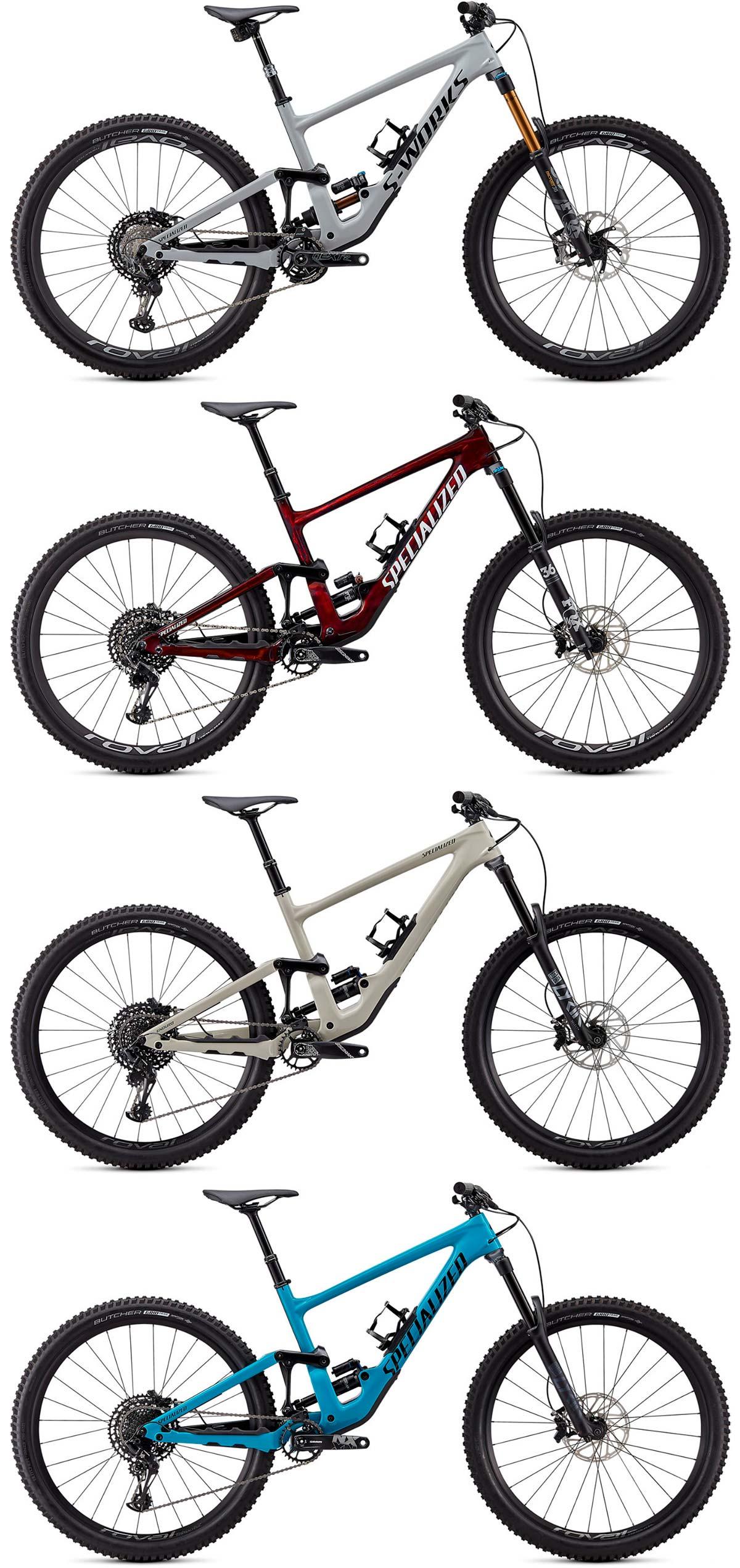 La Specialized Enduro de 2020 es una bici más rápida, más precisa y más polivalente