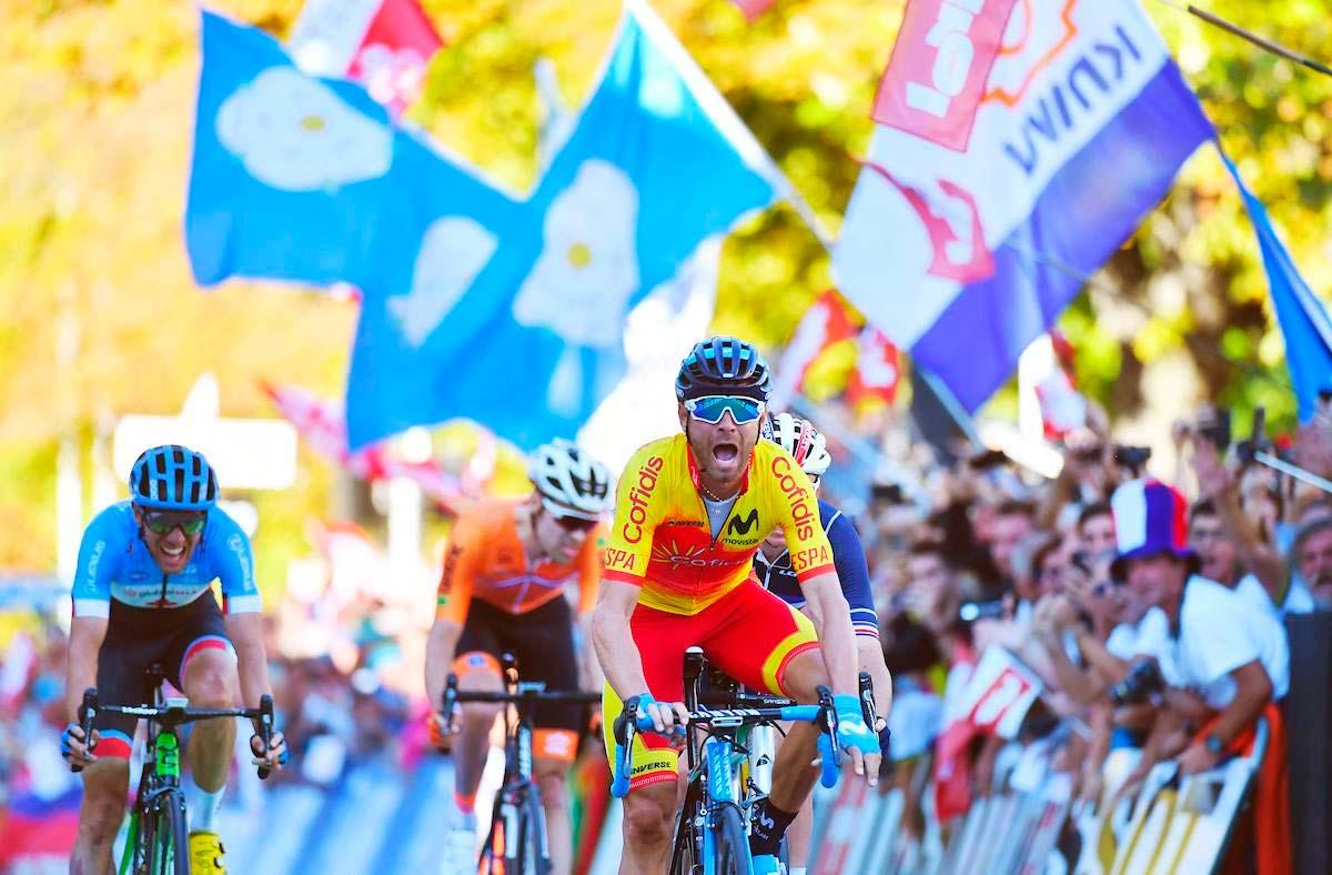 Tráiler promocional del Campeonato del Mundo de Ciclismo en Ruta de 2019