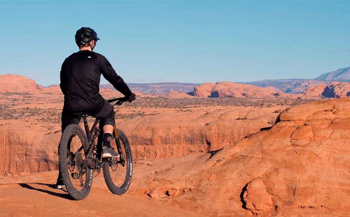 En TodoMountainBike: La Canyon Spectral de 2019 en acción con Braydon Bringhurst