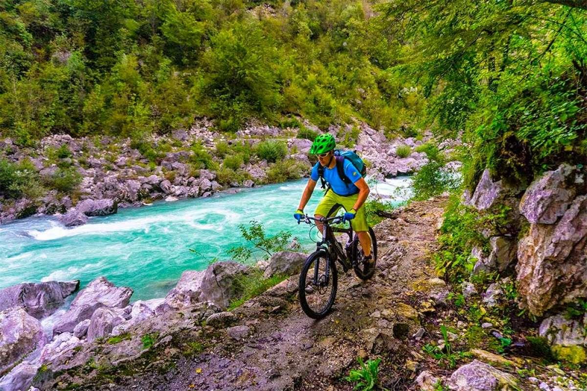TransDinarica, el sendero ciclista que conectará 8 países del sur de Europa