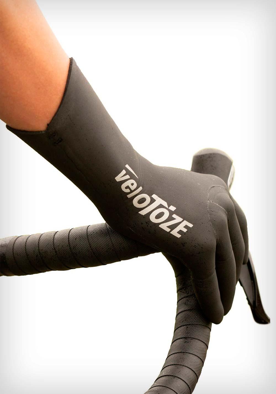 VeloToze presenta sus primeros guantes de neopreno 100% impermeables