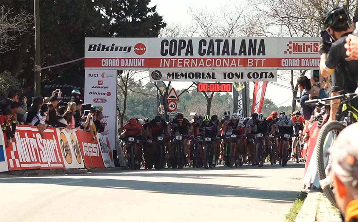 Copa Catalana Internacional BTT Biking Point 2019: los mejores momentos de la carrera de Corró d'Amunt