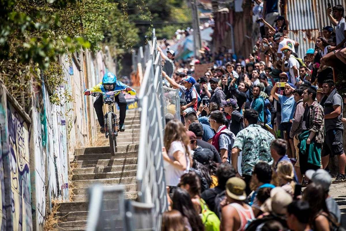 Los mejores momentos del Red Bull Valparaíso Cerro Abajo 2019