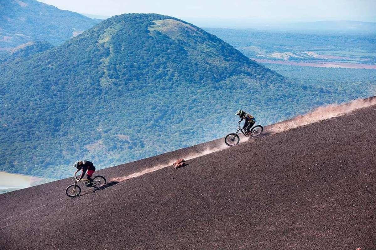 Volcanico, el cortometraje sobre Mountain Bike que ha ganado un premio Emmy