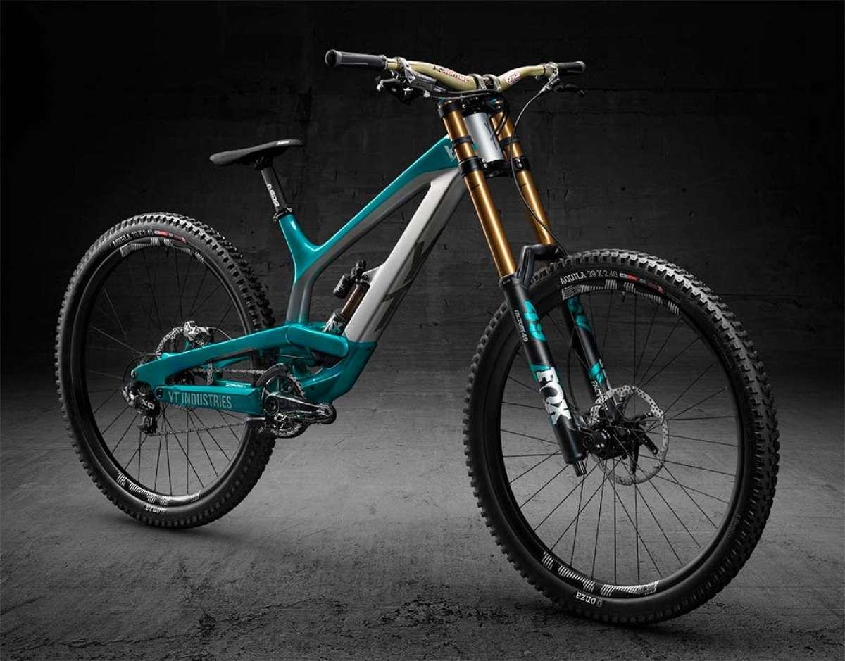 YT Industries presenta la Tues 29, su bici de DH con ruedas grandes